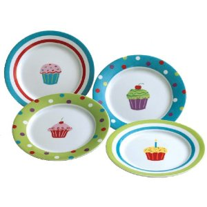 CupCake Plates for Willow - $24.95