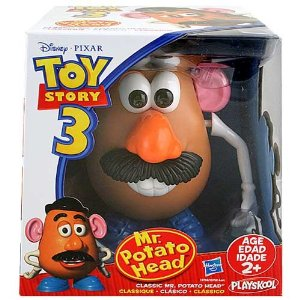 Mr Potato Head for Damien - $12.37