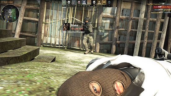 Counter-Strike: Global Offensive 7