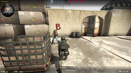 Counter-Strike: Global Offensive 9